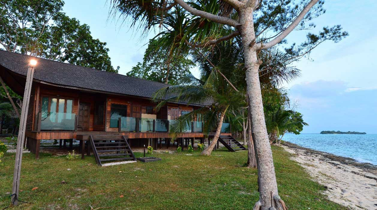 Mataking Island Resort Mabul Com